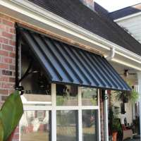 Metal Awnings Manufacturers