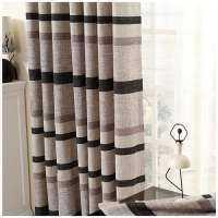 Cotton Curtain Fabric Manufacturers
