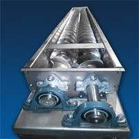 Twin Screw Conveyors Manufacturers