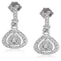 Diamond Drop Earrings Manufacturers
