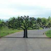 Cast Iron Gate Manufacturers