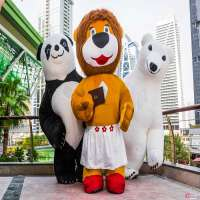 Inflatable Mascot Manufacturers