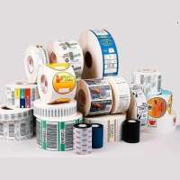 Self Adhesive Label Printing Services Manufacturers