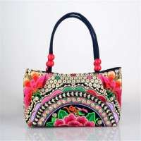 Cotton Embroidered Bags Manufacturers