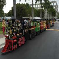 Trackless Train Manufacturers