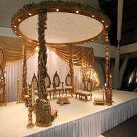 Wooden Wedding Mandap Manufacturers