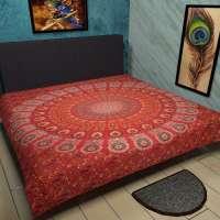 Mandala Bed sheet Manufacturers