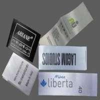 Satin Printed Label Manufacturers