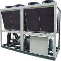 Air Cooled Chillers Manufacturers