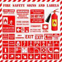 Fire Safety Signs Manufacturers