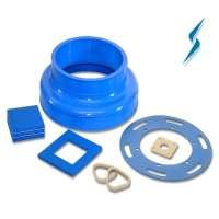 Fluorosilicone Rubber Manufacturers