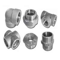 Nickel Alloy Forged Fittings Manufacturers