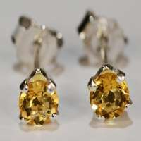 Citrine Earring Manufacturers