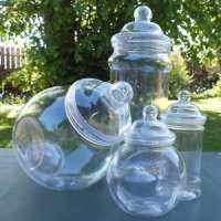 Plastic Candy Jars Manufacturers