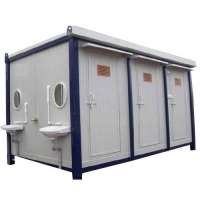 FRP Toilet Block Manufacturers