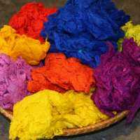 Dyed Fibre Manufacturers