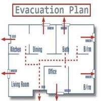疏散计划 制造商