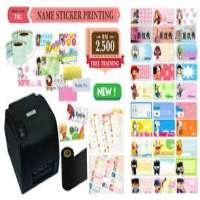 Adhesive Printing Label Manufacturers