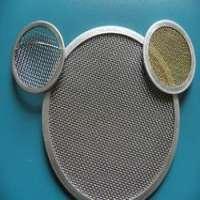 Mesh Filter Disc Manufacturers