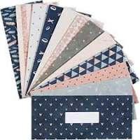 Cash Envelopes Manufacturers