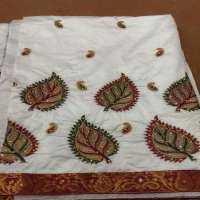 Wedding Embroidery Saree Manufacturers