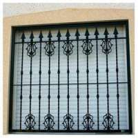 Iron Window Grill Manufacturers