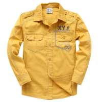 Children Casual Shirts Manufacturers
