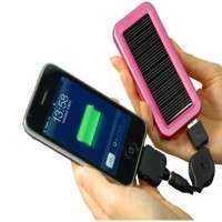 太阳能供电的小工具 制造商