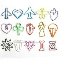 Shaped Paper Clip Manufacturers