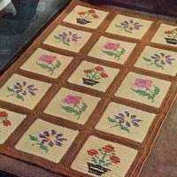 Embroidered Rug Manufacturers