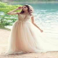 Beach Gown Manufacturers