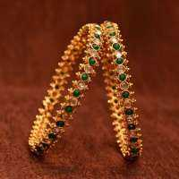 Stone Gold Bangle Manufacturers