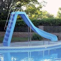 Swimming Pool Slides Manufacturers