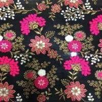 绣花织物 制造商