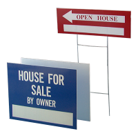 Plastic Signs Manufacturers