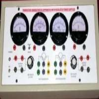 Transistor Characteristic Apparatus Manufacturers