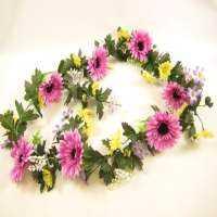 Artificial Flowers Garland Manufacturers