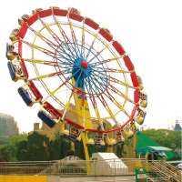 Amusement Park Equipments Manufacturers