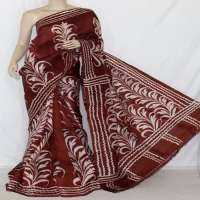 Knitted Sarees Manufacturers