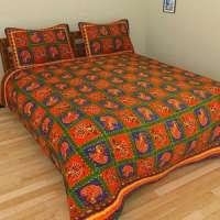 Jaipuri Bed Sheet Manufacturers