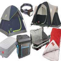 Camping Goods Manufacturers