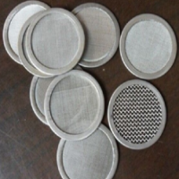 Wire Mesh Filter Disc Manufacturers