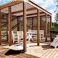 Wooden Pergola Manufacturers