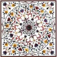 Marble Inlay Table Tops Manufacturers