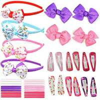 Girls Hair Accessories Manufacturers