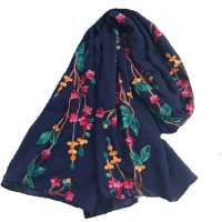 Embroidered Scarf Manufacturers