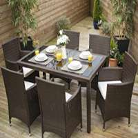 Dining Rattan Table Manufacturers