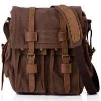 Canvas Messenger Bag Manufacturers