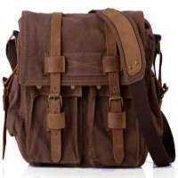 Canvas Messenger Bag Manufacturers