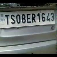 High Security Registration Plates Manufacturers